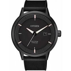 Orologio da Uomo Citizen Super Titanium Eco-Drive BM7425-11H