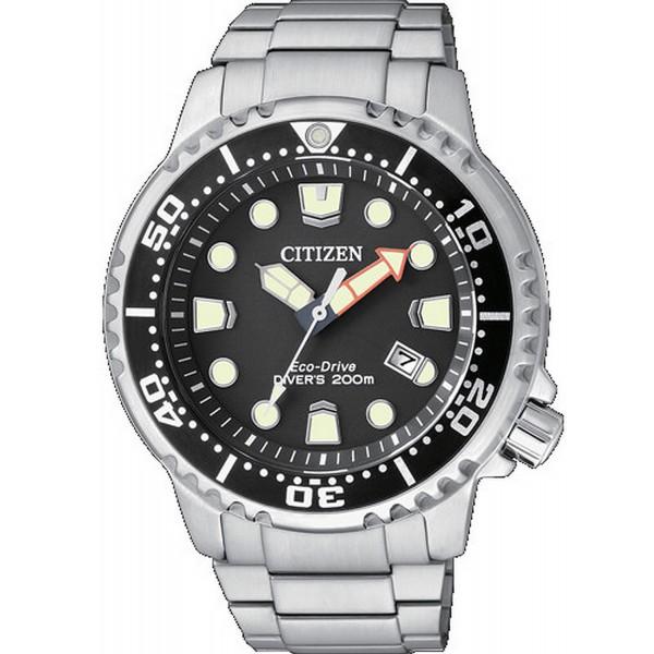 Comprare Orologio da Uomo Citizen Promaster Diver's Eco-Drive 200M BN0150-61E