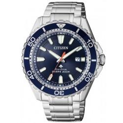 Orologio da Uomo Citizen Promaster Diver's Eco-Drive 200M BN0191-80L