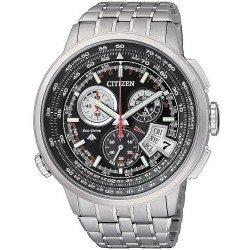 Comprare Orologio da Uomo Citizen Radiocontrollato Crono Pilot Evolution 5 Titanio BY0011-50F