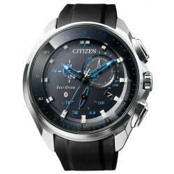 Orologio da Uomo Citizen Radiocontrollato W770 Bluetooth Eco-Drive BZ1020-14E