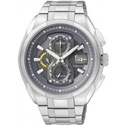 Orologio da Uomo Citizen Super Titanium Crono Eco-Drive CA0200-54H