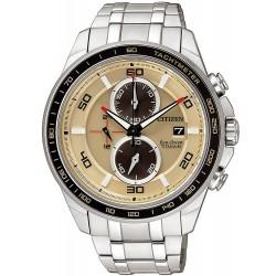 Orologio da Uomo Citizen Super Titanium Crono Eco-Drive CA0348-53W