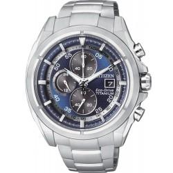 Orologio da Uomo Citizen Super Titanium Crono Eco-Drive CA0550-52M