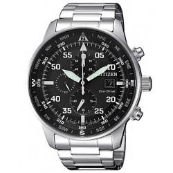 Orologio da Uomo Citizen Crono Aviator Eco-Drive CA0690-88E