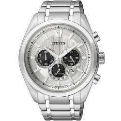 Orologio da Uomo Citizen Super Titanium Crono Eco-Drive CA4010-58A