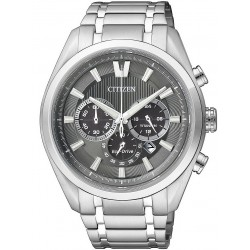 Orologio da Uomo Citizen Super Titanium Crono Eco-Drive CA4010-58H
