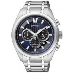 Orologio da Uomo Citizen Super Titanium Crono Eco-Drive CA4010-58L
