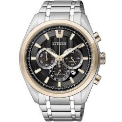 Orologio da Uomo Citizen Super Titanium Crono Eco-Drive CA4014-57E