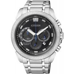 Orologio da Uomo Citizen Super Titanium Crono Eco-Drive CA4060-50E