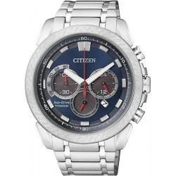 Orologio da Uomo Citizen Super Titanium Crono Eco-Drive CA4060-50L