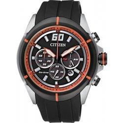 Orologio da Uomo Citizen Crono Racing Eco-Drive CA4105-02E
