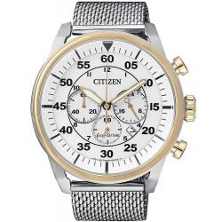Orologio da Uomo Citizen Crono Aviator Eco-Drive CA4214-58A