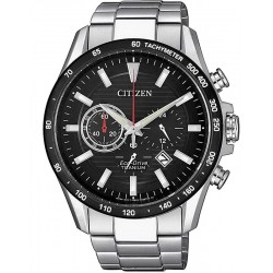 Orologio da Uomo Citizen Super Titanium Crono Eco-Drive CA4444-82E