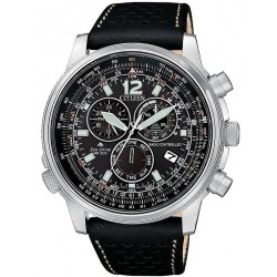Comprare Orologio da Uomo Citizen Radiocontrollato Crono Pilot CB5860-19E