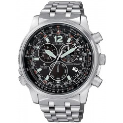 Comprare Orologio da Uomo Citizen Radiocontrollato Crono Pilot CB5860-86E
