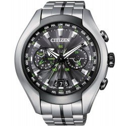 Comprare Orologio da Uomo Citizen Satellite Wave Air Eco-Drive Titanio CC1054-56E