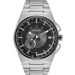Orologio da Uomo Citizen Satellite Wave F100 Eco-Drive Titanio CC2006-53E