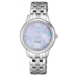 Orologio Donna Citizen Lady Super Titanio EM0720-85Y