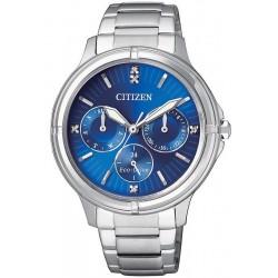 Orologio Donna Citizen Lady Eco Drive FD2030-51L Multifunzione