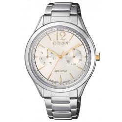 Orologio Donna Citizen Lady Eco-Drive FD4024-87A Multifunzione