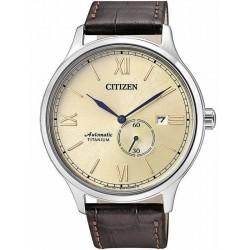 Orologio da Uomo Citizen Super Titanium Meccanico NJ0090-30P