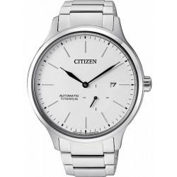 Orologio da Uomo Citizen Super Titanium Meccanico NJ0090-81A
