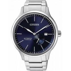 Orologio da Uomo Citizen Super Titanium Meccanico NJ0090-81L