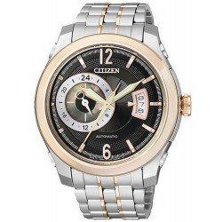 Orologio da Uomo Citizen Meccanico Automatico NP3004-53E