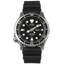 Orologio da Uomo Citizen Promaster Diver's 200M Automatico NY0040-09E