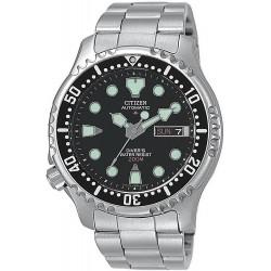 Orologio da Uomo Citizen Promaster Diver's 200M Automatico NY0040-50E