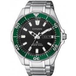 Orologio da Uomo Citizen Promaster Diver's Automatic Super Titanio 200M NY0071-81E