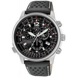 Comprare Orologio da Uomo Citizen Radiocontrollato Crono Pilot AS4020-36E