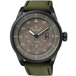 Comprare Orologio da Uomo Citizen Aviator Eco-Drive AW1365-01H