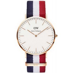 Orologio Daniel Wellington Uomo Classic Cambridge 40MM DW00100003