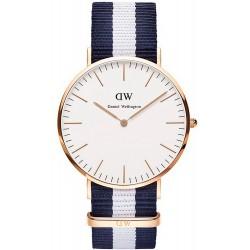 Comprare Orologio Daniel Wellington Uomo Classic Glasgow 40MM DW00100004