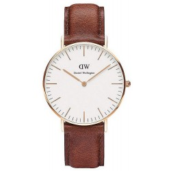 Comprare Orologio Daniel Wellington Unisex Classic St Mawes 36MM DW00100035