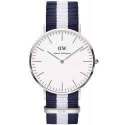 Comprare Orologio Daniel Wellington Unisex Classic Glasgow 36MM DW00100047