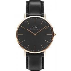 Comprare Orologio Daniel Wellington Uomo Classic Black Sheffield 40MM DW00100127
