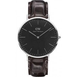 Orologio Daniel Wellington Uomo Classic Black York 40MM DW00100134