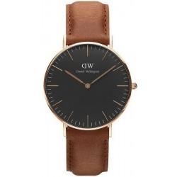 Comprare Orologio Daniel Wellington Unisex Classic Black Durham 36MM DW00100138