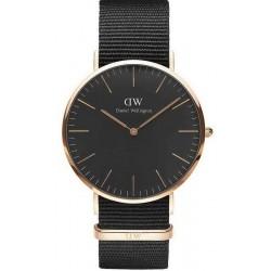 Comprare Orologio Daniel Wellington Uomo Classic Black Cornwall 40MM DW00100148