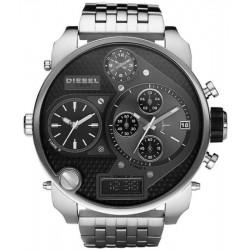 Orologio da Uomo Diesel Mr. Daddy Cronografo 4 Fusi Orari DZ7221