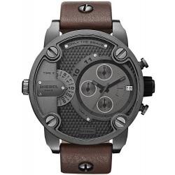 Comprare Orologio da Uomo Diesel Little Daddy DZ7258 Cronografo Dual Time