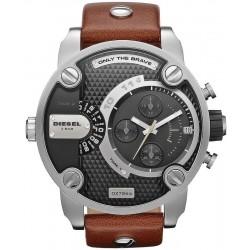 Comprare Orologio da Uomo Diesel Little Daddy DZ7264 Cronografo Dual Time