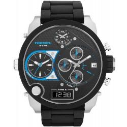 Orologio da Uomo Diesel Mr. Daddy DZ7278 Cronografo 4 Fusi Orari