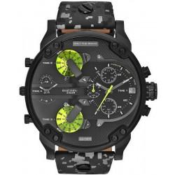 Orologio da Uomo Diesel Mr. Daddy 2.0 Cronografo 4 Fusi Orari DZ7311