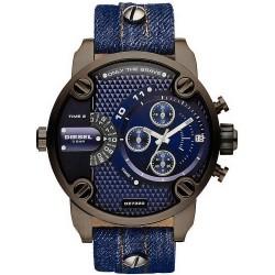 Comprare Orologio da Uomo Diesel Little Daddy DZ7320 Cronografo Dual Time