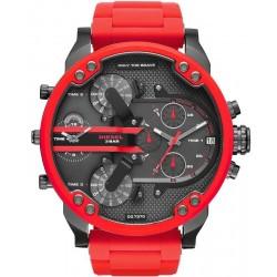 Orologio da Uomo Diesel Mr. Daddy 2.0 DZ7370 Cronografo 4 Fusi Orari