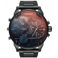 Orologio da Uomo Diesel Mr. Daddy 2.0 DZ7395 Cronografo 4 Fusi Orari